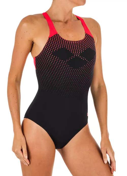 Trendy plavky v komfortnom športovom strihu pre plavkyňa